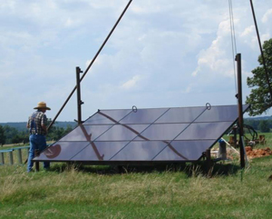 Solar Water Pumping: A Do-it-yourself Example | ATTRA