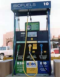 Biodiesel Pump, courtesy of NREL