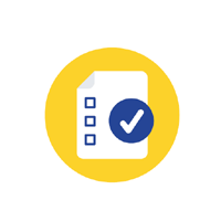 grazing plan checklist icon