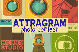 Photo contest cover art