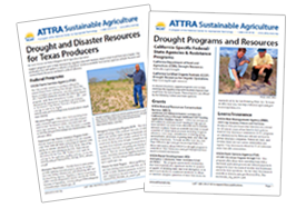 Drought publication cover art