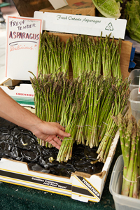 Asparagus, courtesy of ClipArt.com