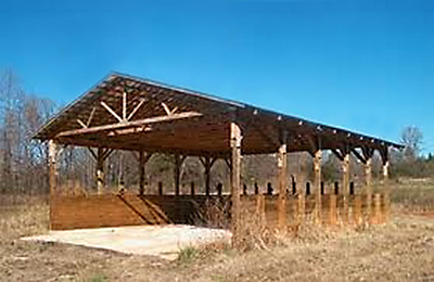 covered manure storage