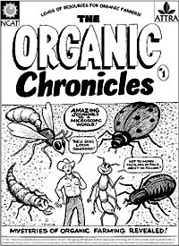 The Organic Chronicles publication cover