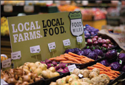 locally grown produce sales Texas