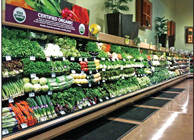 organic produce marketing Texas
