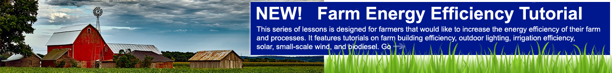 Farm Energy Tutorial Banner