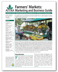 Farmers Markets: Marketing and Business Guide