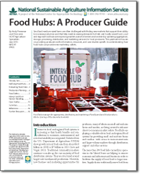 Food Hubs: A Producer Guide