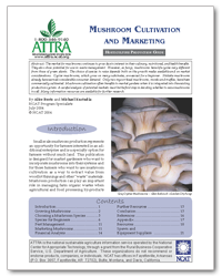 Mushroom Cultivation and Marketing