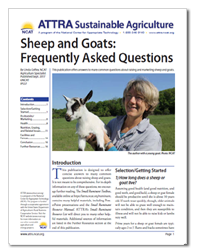 Sheep and Goats: Frequently Asked Questions