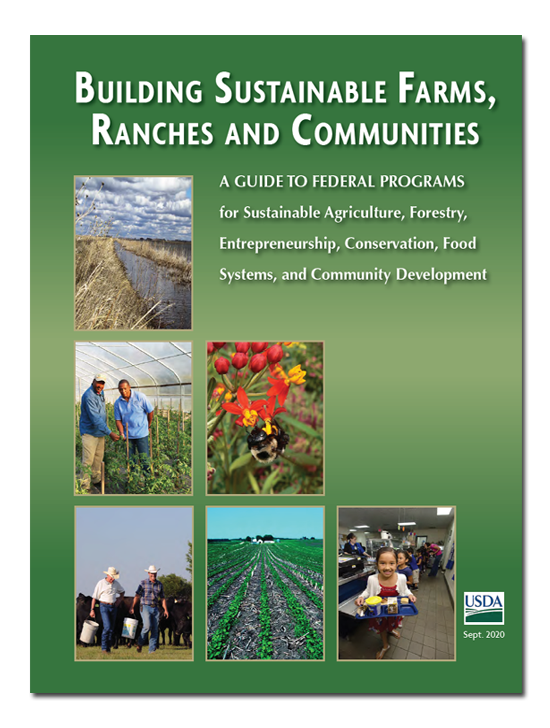 Buiding Sustainable farmas, Ranches and Communities