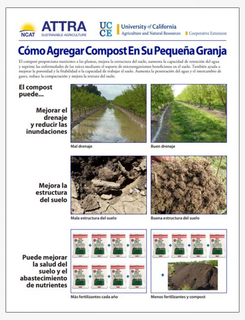 Cómo Agregar Compost En Su Pequeña Granja