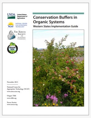 Conservation Buffers in Organic Systems