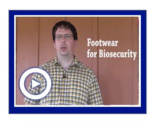 Biosecurity Footwear Video