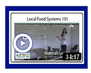 Local Food Systems 101 Video