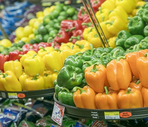 Colorful Produce