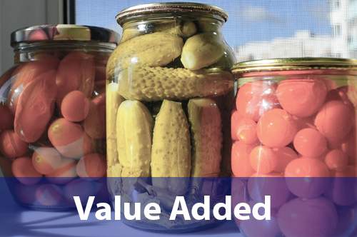 value-added