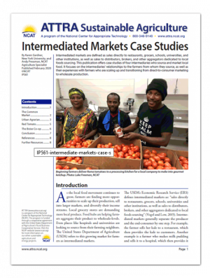 Intermediate Markets Case Study Cover Art