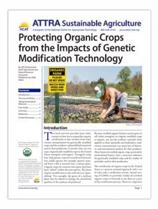 Protecting Organic Crops from the Impacts of Genetic Modification Technology