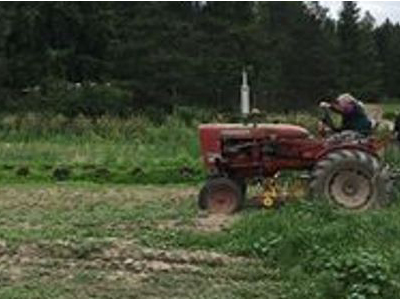 Terrapin Farm Tractor